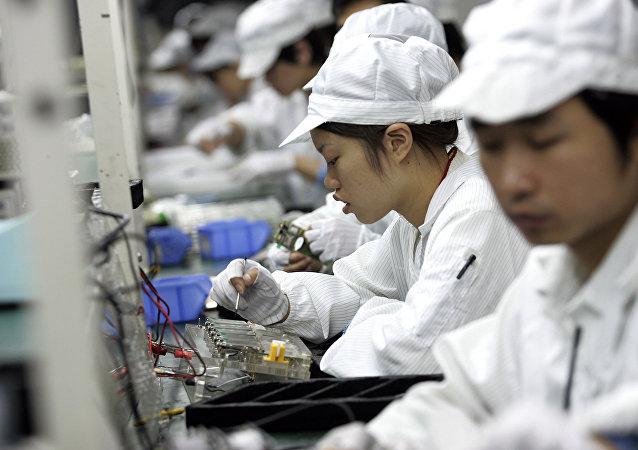 美国高科技公司不赞成对中国输美商品加征关税