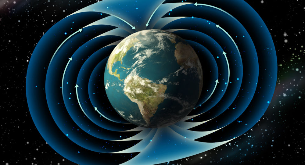 磁灾难:地球磁极偏移会有何后果