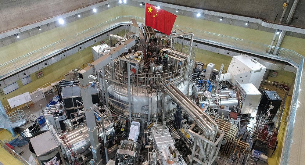 中國「人造太陽」創億度百秒世界紀錄