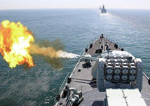 東盟和中國將於近期舉行第二次海上聯合軍演