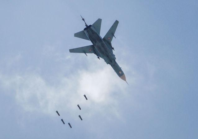 敘利亞戰機