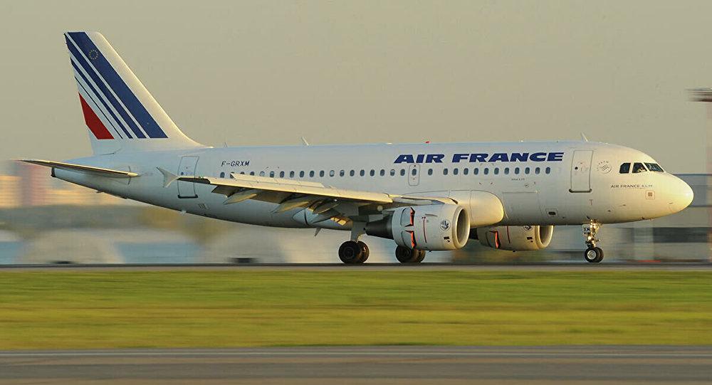 中国民航局暂停法航巴黎至上海的航班两周