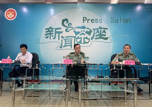 中國少將:中俄兩軍關係將持續保持高位運行