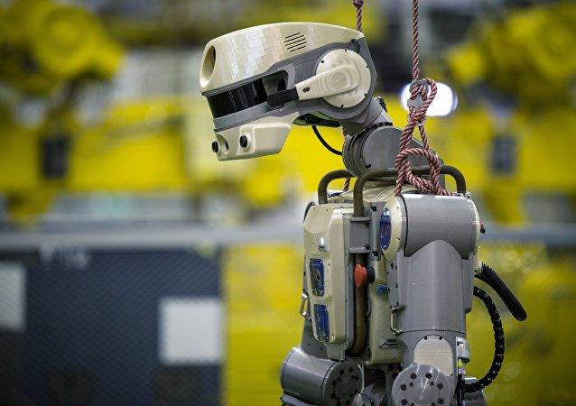 俄专家:机器人能够在近地宇宙空间探索方面发挥重要作用