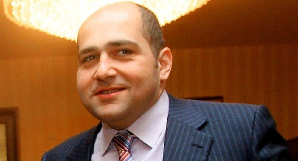 弗拉基米尔·格里戈里耶夫