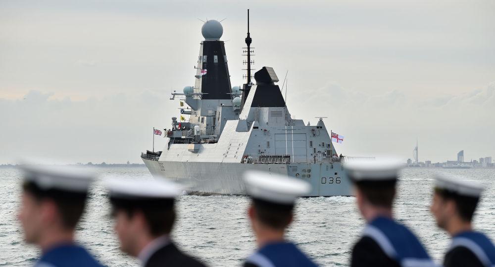 俄海军总司令评英国驱逐舰事件