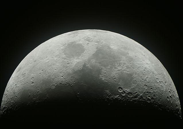 嫦娥五号探测器着陆月球