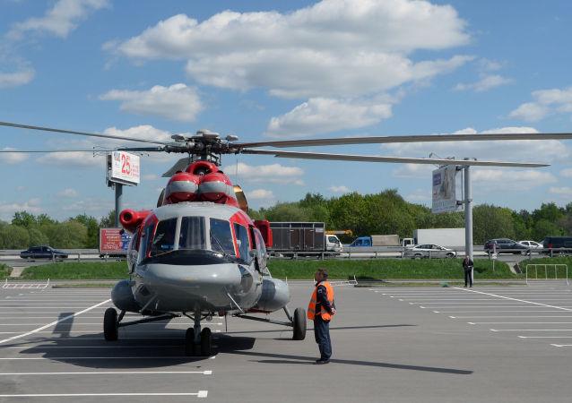 俄直升机公司有望从2020年起对华交付米-171直升机