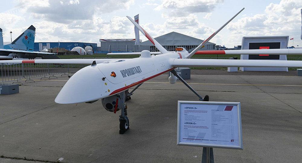 """俄罗斯开始量产""""猎户座""""军用无人机"""