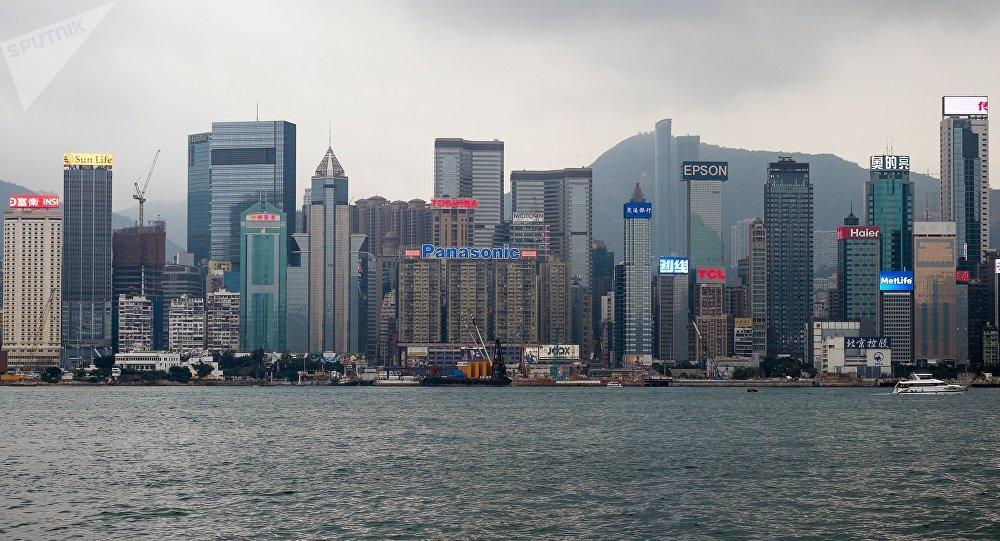 香港特区政府:强烈反对涉港法案成为美国法律