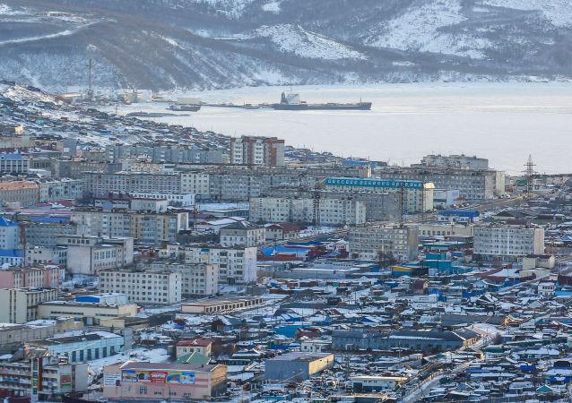 """俄远东和北极发展部长:已在9个区划出用于""""远东街区""""的210万平米场地"""