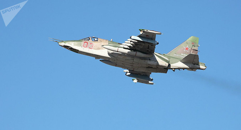 蘇-25強擊機
