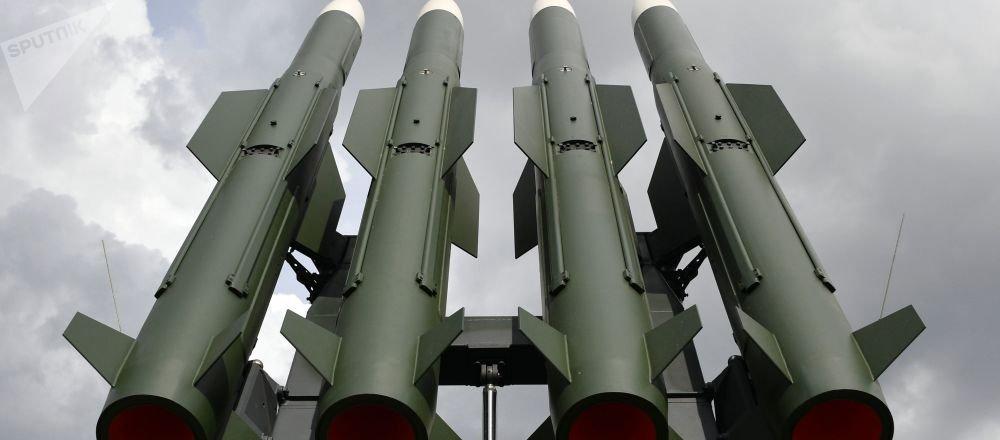 山毛榉-М2防空系统