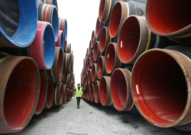 天然气管道(资料图片)