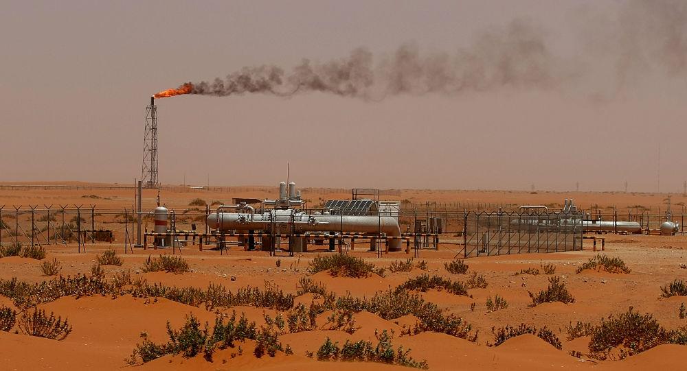 沙特炼油厂
