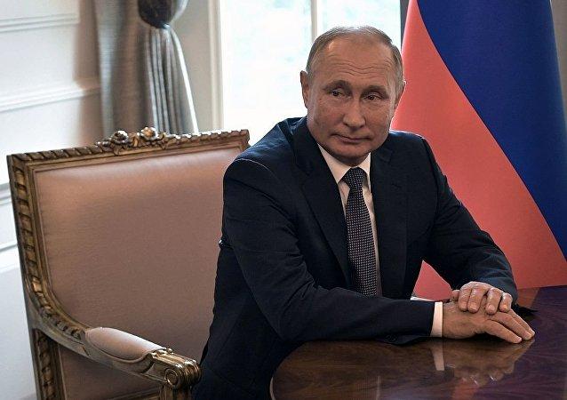 俄罗斯总统普京将视察紧急情况部危机处理中心