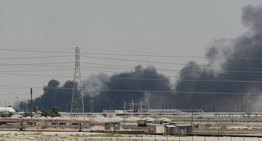 袭击沙特炼油厂