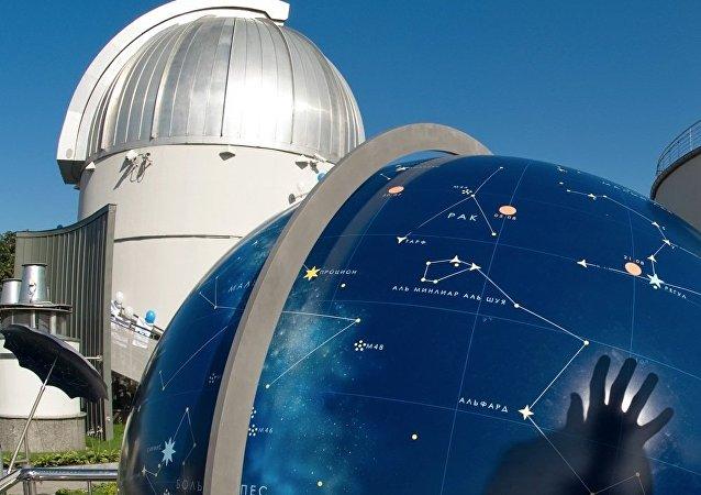 莫斯科天文館