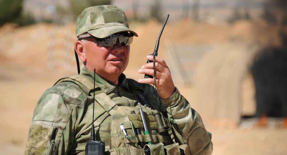 俄羅斯軍事教官為敘利亞狙擊手舉辦培訓班