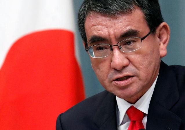 日本防卫大臣评价部署美国反导系统计划