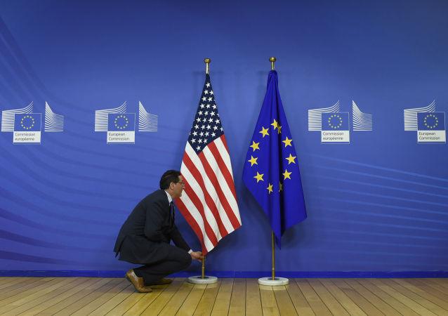 欧盟准备好与美国同步对中国施压了吗?