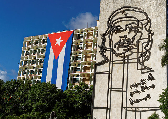 美國對古巴警察局實施制裁
