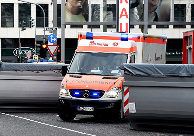 消防部門:柏林一醫院失火致1死5傷