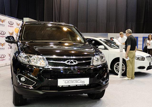 奇瑞汽车11月在俄销量同比翻一番