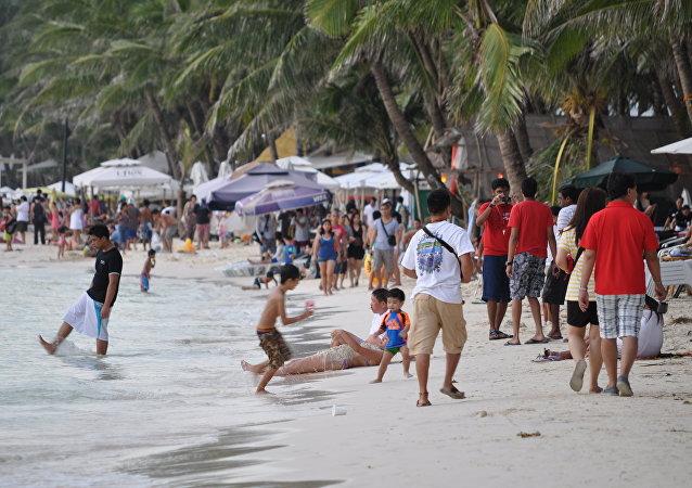 菲律賓將已接種新冠疫苗入境旅客的隔離時間縮短至7天