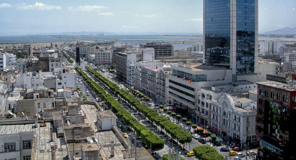 突尼斯首都突尼斯市