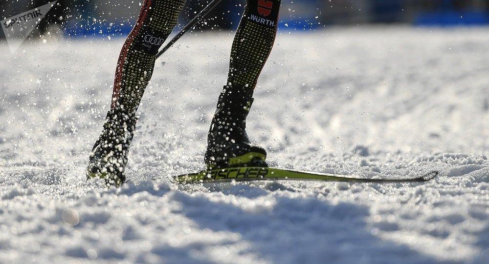 黑龙江运动员在俄萨哈共和国进行冬奥会赛前集训