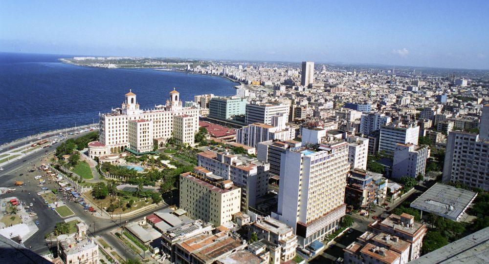 """古巴驻华大使和美国算账称美国封锁""""相当于种族灭绝"""""""