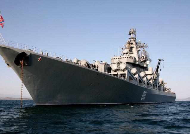 近衛導彈巡洋艦瓦良格