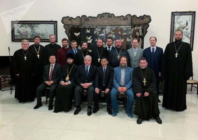 莫斯科东正教都主教谈中国东正教的重要性