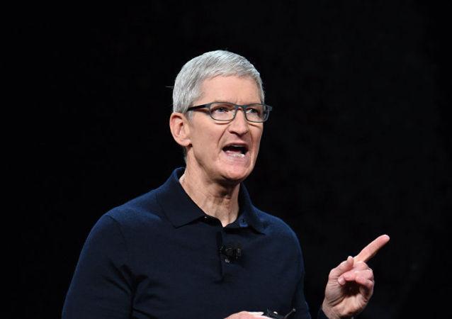 苹果CEO库克称拟议中的欧盟技术规则威胁到iPhone的安全