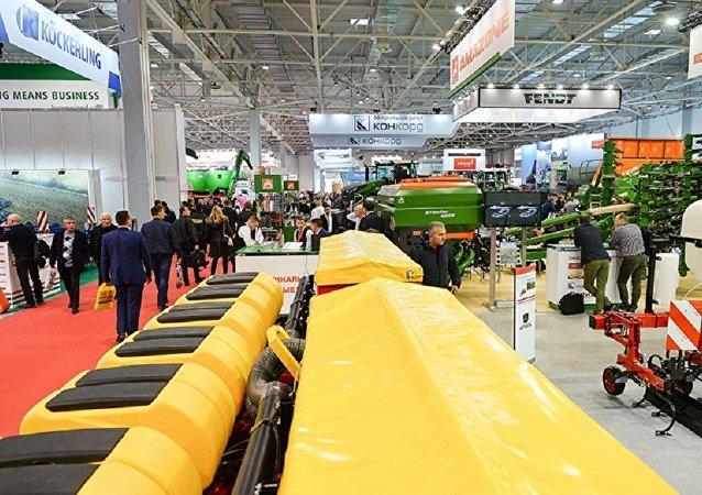 中國30多家企業報名參加俄羅斯大型農業展