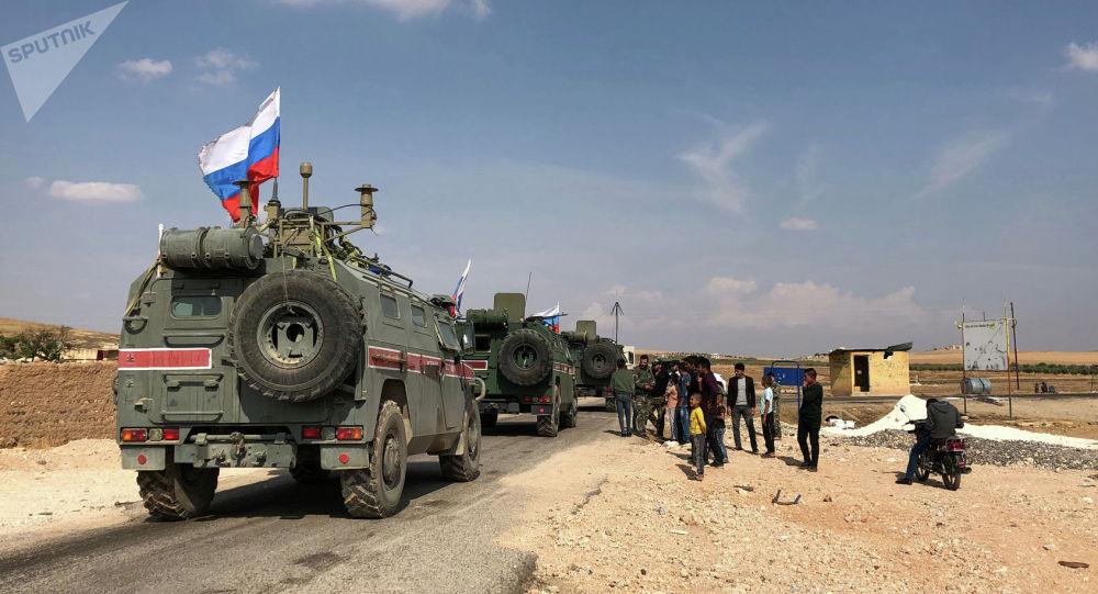 近300名俄军人被派往叙哈塞克省以加强联合观察哨