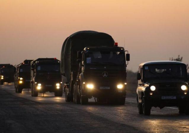 烏茲別克斯坦首次測試中國紅旗-9防空導彈