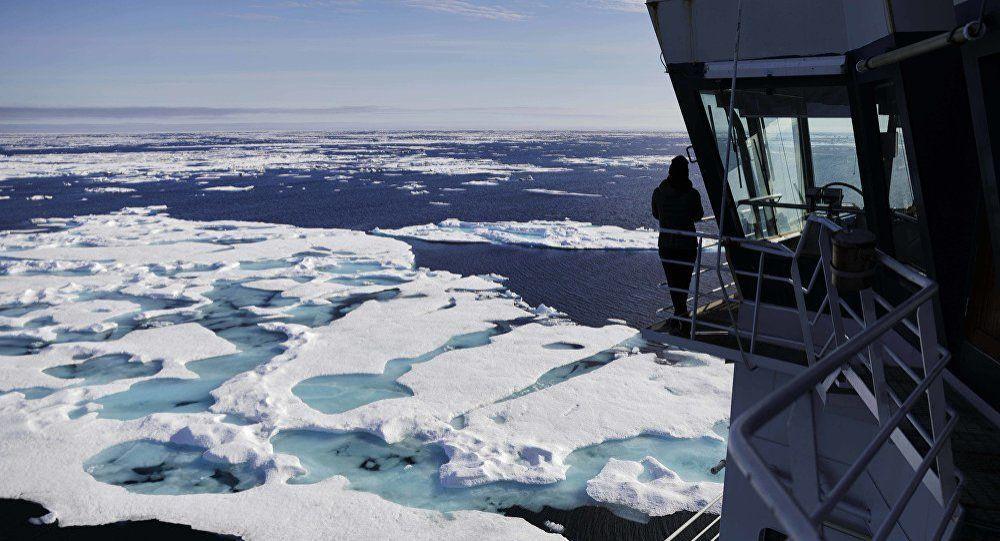 俄北方舰队与俄地理协会携手筹备新的北极考察活动
