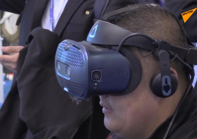 VR技術帶你體驗2022年北京冬奧會