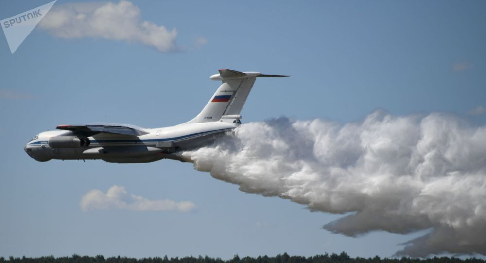 俄羅斯伊爾-76飛機