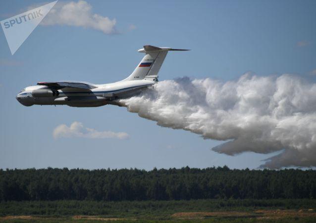 消息人士:普京指示在俄成立专门消防飞行队