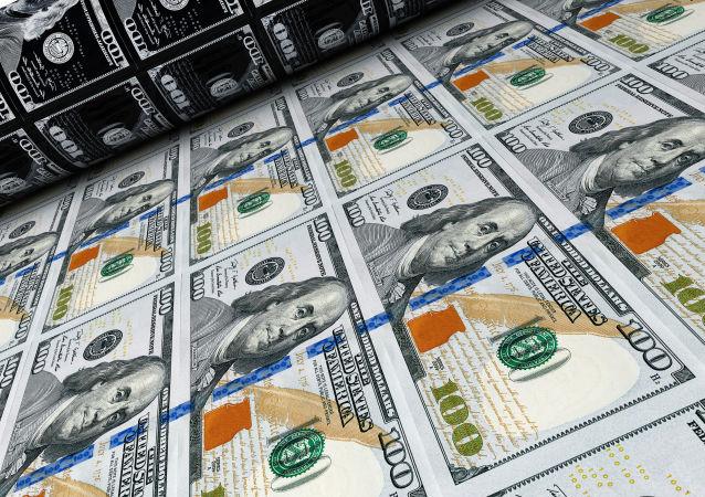 美国国债再创新高