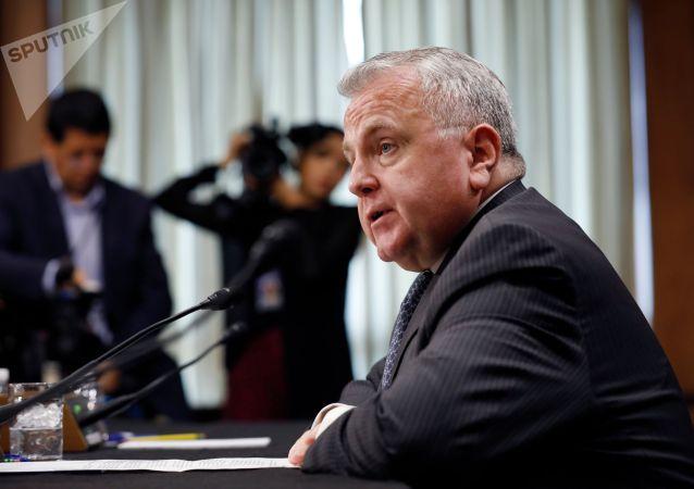 美國副國務卿沙利文