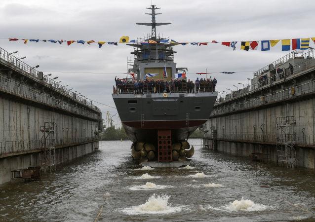 俄20385型護衛艦