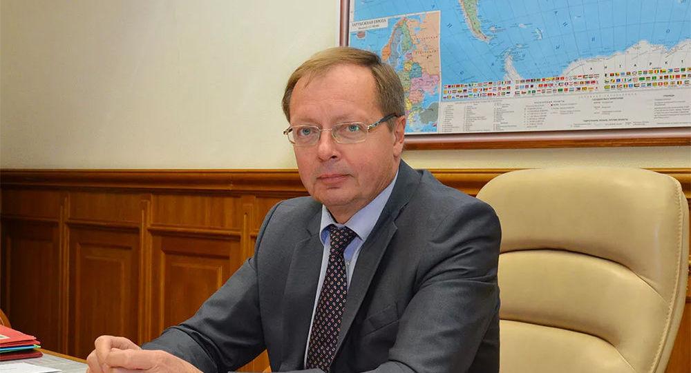 俄罗斯驻英国大使凯林