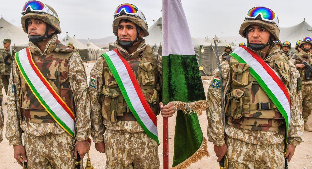 塔吉克斯坦軍人