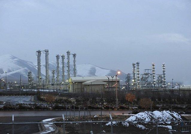 伊朗铀浓缩工厂