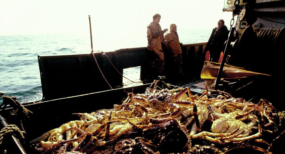 螃蟹,俄远东