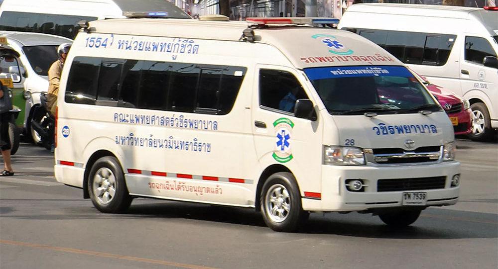 泰國警方:發生爆炸事故的化工廠可能隨時發生二次爆炸